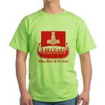 VBR4 Green T-Shirt