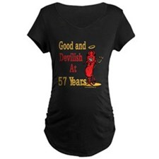 Devilish at 57 T-Shirt