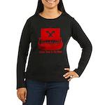 VBR5 Women's Long Sleeve Dark T-Shirt