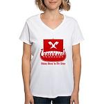 VBR5 Women's V-Neck T-Shirt
