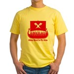 VBR5 Yellow T-Shirt