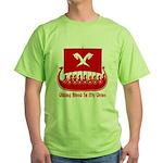 VBR5 Green T-Shirt