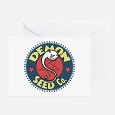 Demon Seed Greeting Cards (Pk of 10)