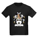 Sauber Family Crest Kids Dark T-Shirt