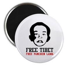 Free Panchen Lama Magnet