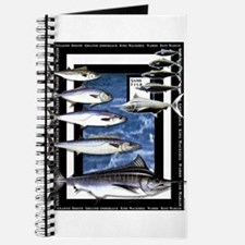Game Fish Art Journal