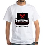 D1 White T-Shirt