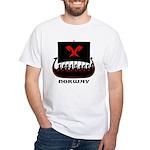 N1 White T-Shirt