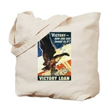 Victory Loan Tote Bag