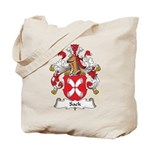 Sack Family Crest Tote Bag