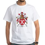 Sack Family Crest White T-Shirt