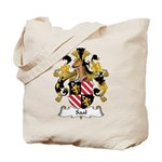 Saal Family Crest Tote Bag