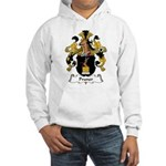 Pruner Family Crest Hooded Sweatshirt