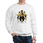 Pruner Family Crest Sweatshirt