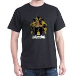 Pruner Family Crest Dark T-Shirt
