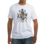 Prosch Family Crest Fitted T-Shirt
