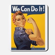 We Can Do It Mousepad