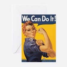 We Can Do It Greeting Cards (Pk of 20)