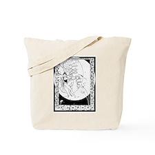 Gypsy Moth Tote Bag