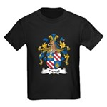 Prenzel Family Crest Kids Dark T-Shirt