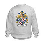 Prenzel Family Crest Kids Sweatshirt