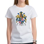 Prenzel Family Crest Women's T-Shirt