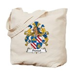 Prenzel Family Crest Tote Bag