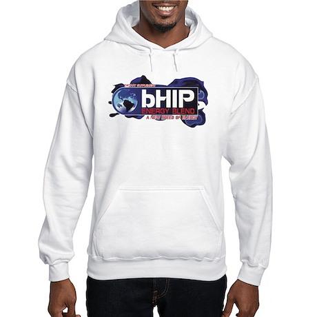 energy drink Hooded Sweatshirt