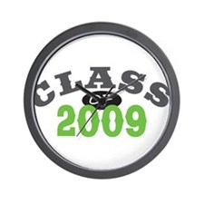 Class of 2009 Wall Clock