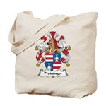 Preininger Family Crest Tote Bag