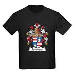 Preininger Family Crest Kids Dark T-Shirt