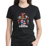 Preininger Family Crest Women's Dark T-Shirt