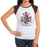 Preininger Family Crest Women's Cap Sleeve T-Shirt