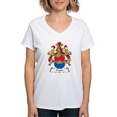 Precht Family Crest Shirt