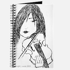 violin art journal