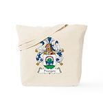 Prangen Family Crest Tote Bag