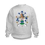 Prangen Family Crest Kids Sweatshirt