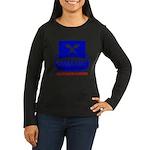 SC2 Women's Long Sleeve Dark T-Shirt