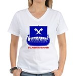 SC2 Women's V-Neck T-Shirt