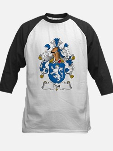 Post Family Crest Tee