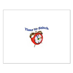 Time To Stitch - Crafts Posters