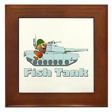 Fish Tank Framed Tile