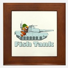 Fish Tank Framed Tile