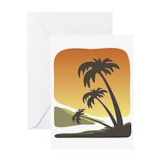 La Isla Greeting Card