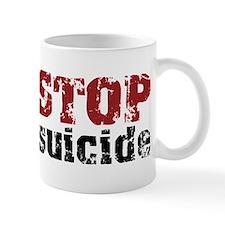 STOP Suicide Mug