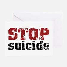 STOP Suicide Greeting Cards (Pk of 10)
