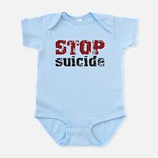 STOP Suicide Infant Bodysuit