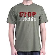 STOP Suicide T-Shirt