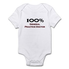 100 Percent General Practice Doctor Infant Bodysui