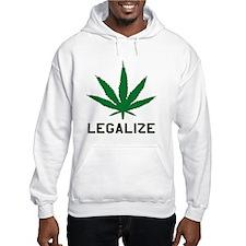 Legalize Marijuana Hoodie